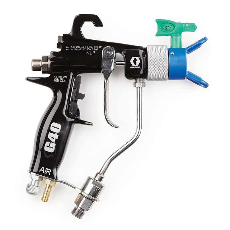 Graco G40 Air-Assisted Airless Spray Gun - 262929