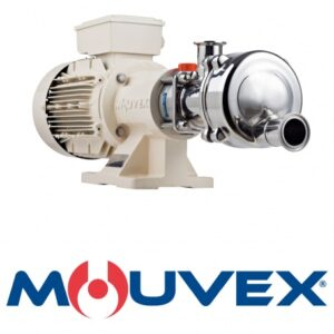 Mouvex Eccentric Disc Sanitary Pumps