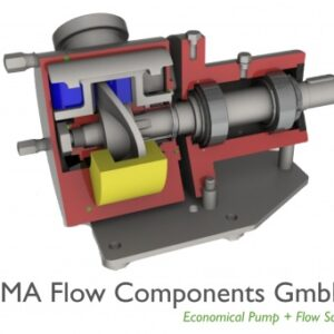 Soma Sinusoidal Sanitary Pumps