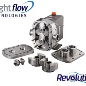 Wright Flow Sanitary Lobe Pumps
