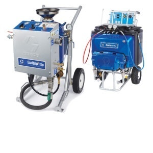 Graco Plural & Blasting Equipment