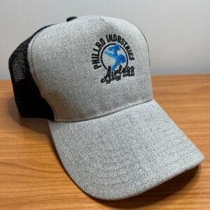 Airless Crew Trucker Caps