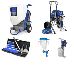Graco Texture & Plaster Equipment